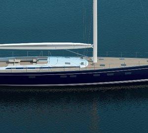 Sale of sailing yacht Swan 115 - 003 FD confirmed by Nautor's Swan