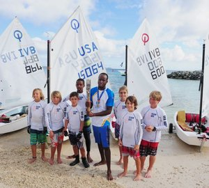 BVI Spring Regatta 2014 Underway