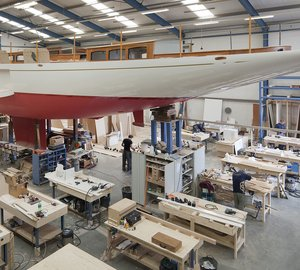 New order for third Truly Classic 90 Yacht announced by Claasen