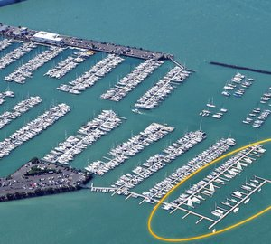 Auckland's Westhaven Marina to get first major development