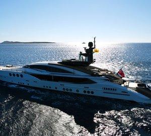 Photos of Palmer Johnson PJ210 super yacht LADY M
