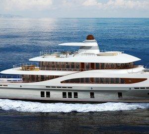 New explorer motor yacht Z164 by Zeelander Yachts