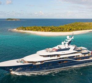 Lurssen to present 85m super yacht SOLANDGE at Monaco Yacht Show 2014