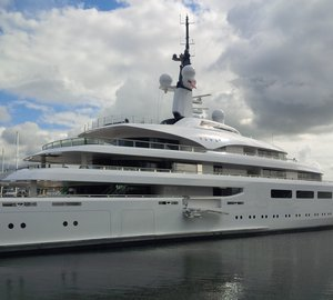 96m motor yacht VAVA II in Seattle, USA