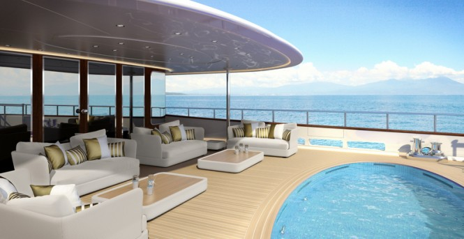 Aboard expedition yacht Z164