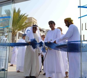 Oman's first leisure marine show hosted by Almouj Marina
