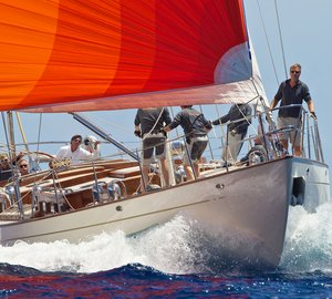 Claasen Shipyards - Official 'industry partner' of Superyacht Cup Palma