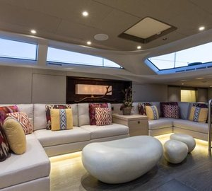 Duo of awards for sailing yacht INUKSHUK with interior design by Adam Lay at WSA 2014