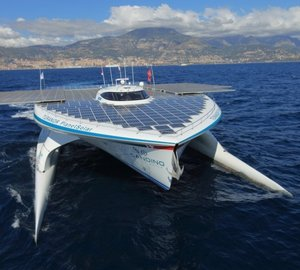 PlanetSolar and UNIGE launch TerraSubmersa expedition in Greece