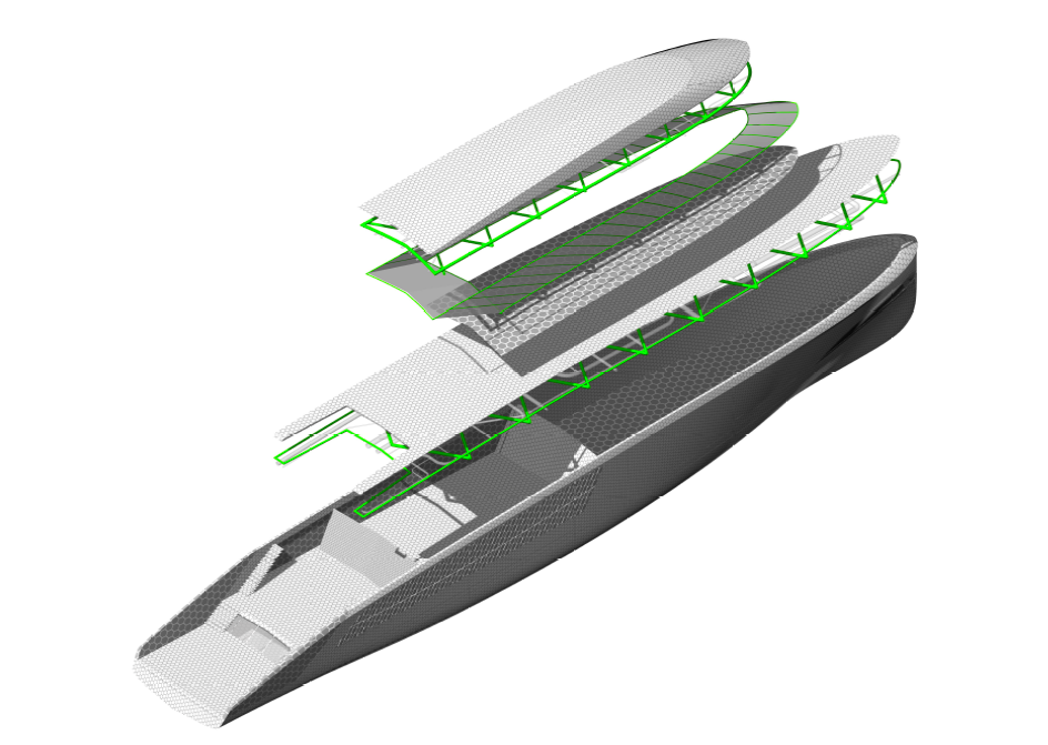 MY 90m X-KID STUFF - Engineering - Credits Pastrovich