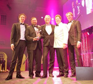 Three Neptune Trophies for Feadship at World Superyacht Awards 2014