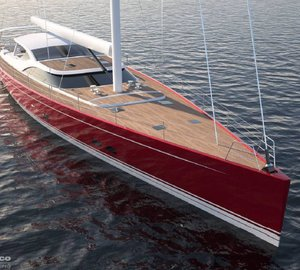 Hall Spars & Rigging celebrating 33 years — Yacht Charter