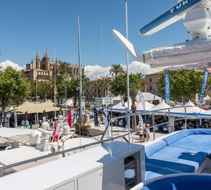 Extremely positive and successful Palma Superyacht Show 2014