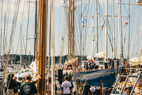 Pendennis Cup 2014 Day 1