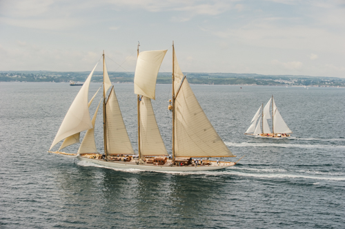 Pendennis Cup 2014 Day 2