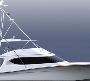 Update on construction of Hatteras GT70 Yacht