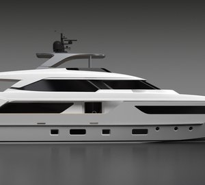 Sanlorenzo Americas announces sale of first motor yacht SD126