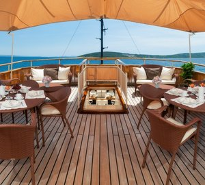 Croatia Yacht Charter aboard Classic Motor Yacht SEAGULL II