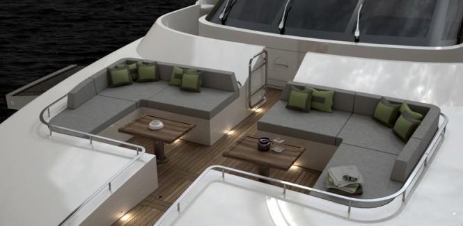 Sanlorenzo Yacht SD126 - Exterior