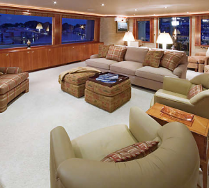 Alaska Yacht Charter aboard Westport 130 Luxury Yacht SERENGETI