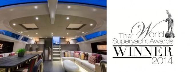 Superyacht Inukshuk Interior - Photo credit to SYM