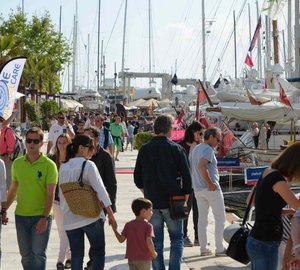 A very successful Palma International Boat Show 2014