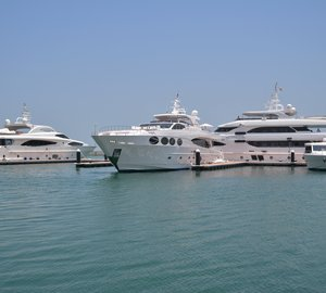 Gulf Craft Leisure Marine Show at The Wave Muscat officially opened