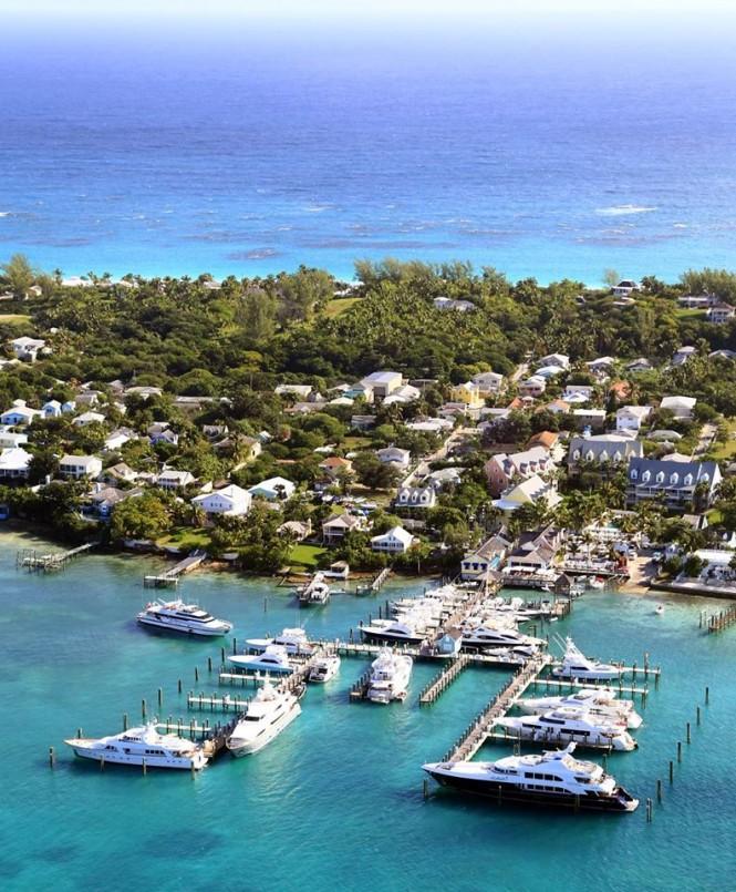 The Boat House Harbour Island Bahamas