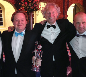World Superyacht Award 2014 for Amels 199 EVENT Yacht