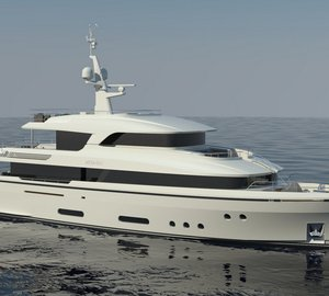 New order for 120' Moonen Caribbean series motor yacht MARTINIQUE