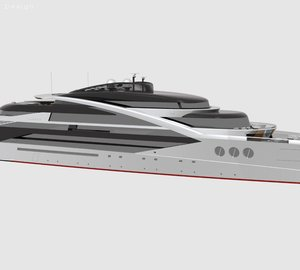 New 125m version of the iconic Motor Yacht Project X by SABDES