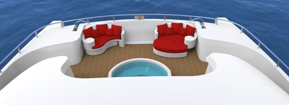 24m Jutson Exploration HeliCat Yacht - Exterior
