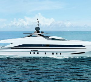Heesen Yachts announces sale of 45m motor yacht Project NECTO (YN 17145)