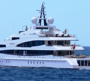Azure announces refit completion of 62m Oceanco motor yacht LADY CHRISTINA