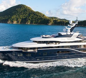 Additional images of 85m Lurssen motor yacht SOLANDGE