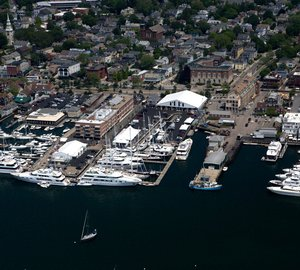 Newport Charter Yacht Show 2014 to open today