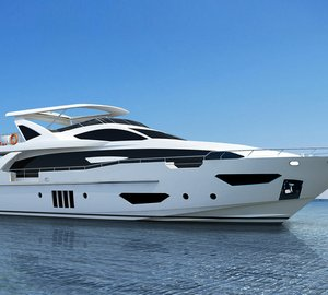 Azimut Yachts announces three luxury yacht premieres at upcoming Cannes Yachting Festival
