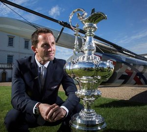 British Marine Federation comments on Sir Ben Ainslie's British America's Cup Challenge