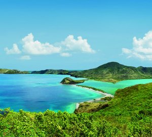 New attraction for luxury yacht charter visitors and owners opened at St Kitts' Christophe Harbour