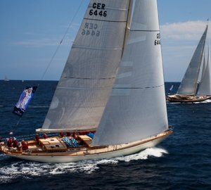 A great success of Claasen yachts at currently running Superyacht Cup Palma 2014