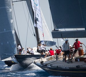 Superyacht Cup Palma 2014 attended by five Claasen yachts