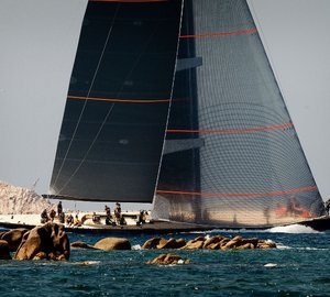 Overall victory for Hoek-designed F-Class sailing yacht FIREFLY at Loro Piana Superyacht Regatta