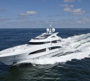 Heesen Yachts announces delivery of YN 16650 superyacht MONACO WOLF