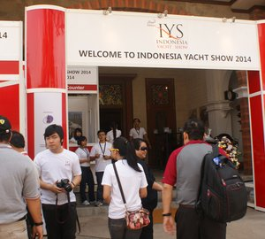 A very successful Indonesia Yacht Show 2014