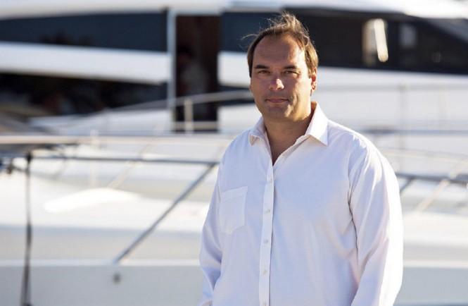 Ivan Erdevicki Head of Design and President of ER Yacht Design