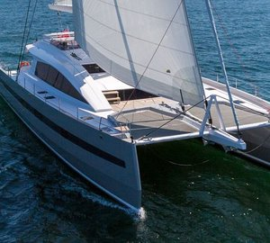 Delivery of JFA Long Island 85 sailing yacht WindQuest