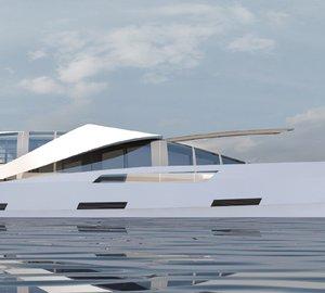 Power Catamaran AIR 99 by Oxygene Yachts