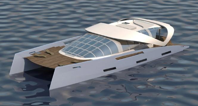 Luxury yacht AIR 99