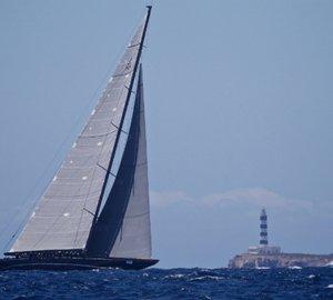 Claasen sailing yacht LIONHEART wins first Menorca Maxi Regatta