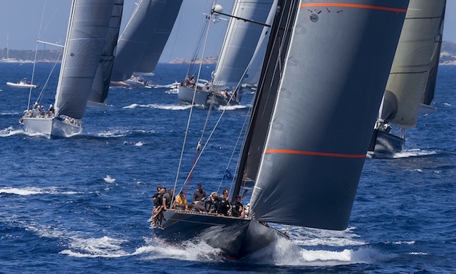 Magic Carpet 3 took line honours whilst energetic Firefly received first place in Class A on corrected time Carlo Borlenghi | Borlenghi Studio